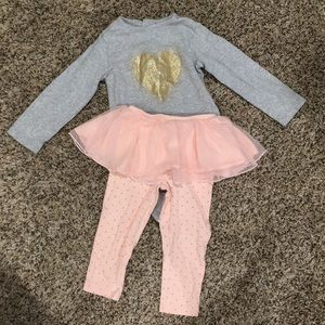 24m carters outfit